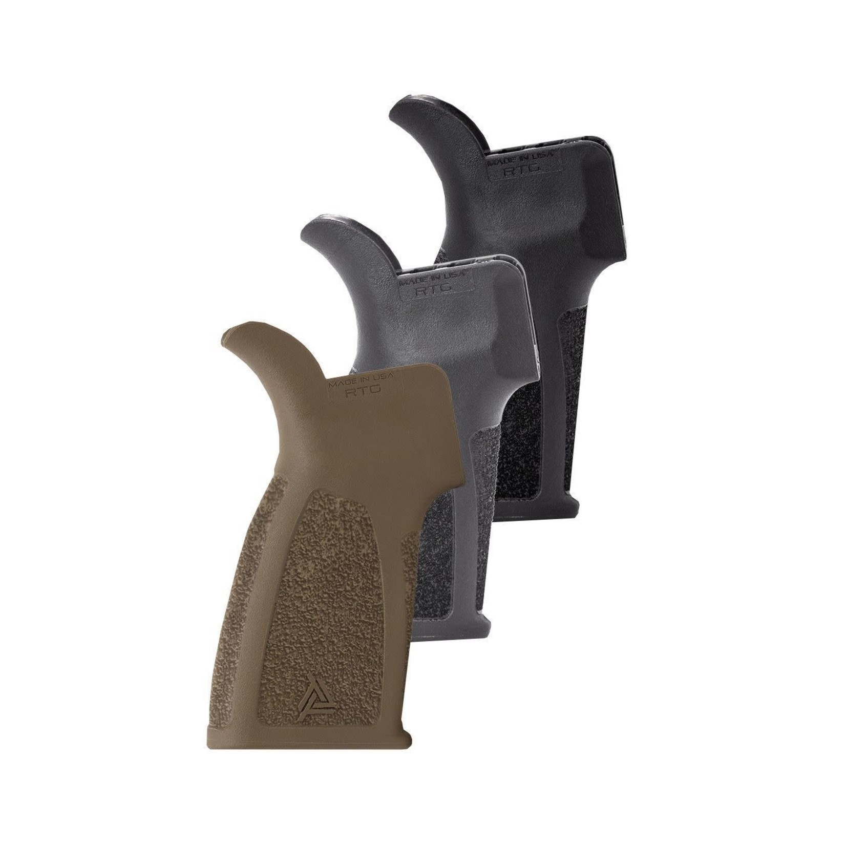 Thril THRiL Rugged Tactical Grip Gray