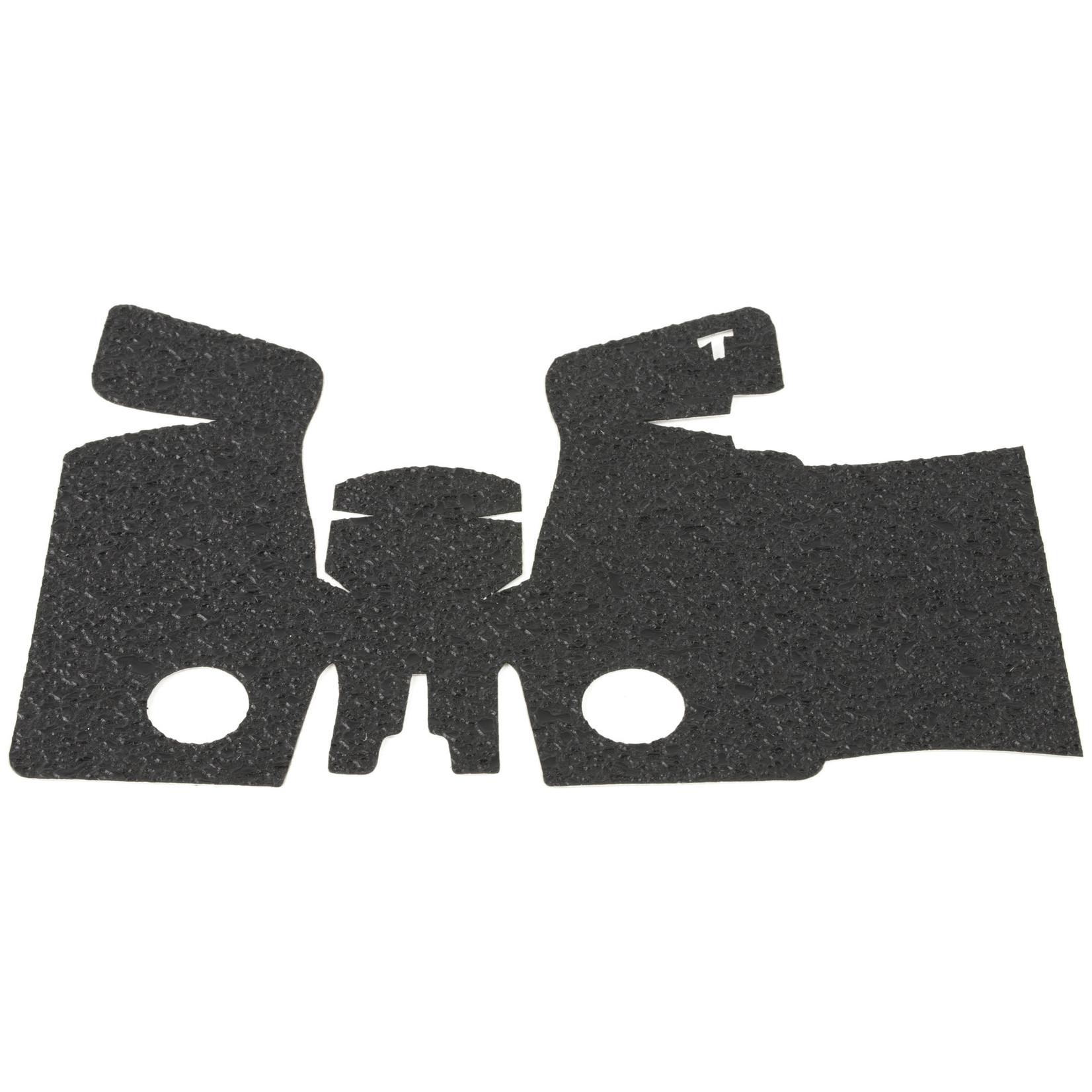 TALON Grips Inc TALON Grips Inc, Rubber, Grip, Black, Adhesive Grip, S&W SD9/SD40/SD9 VE/SD40 VE