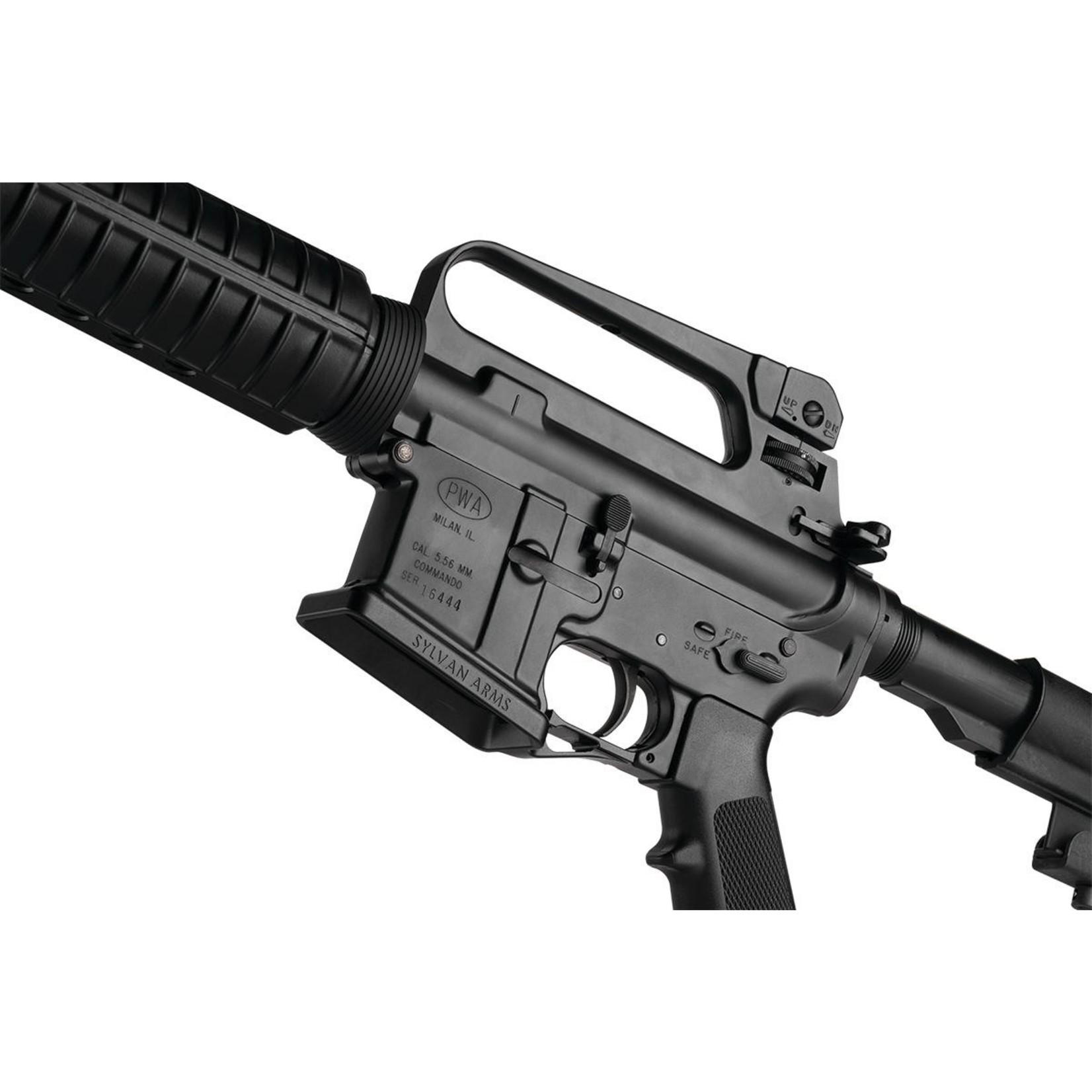 Sylvan Arms Sylvan Arms, AR15 Flared Magwell, Black