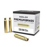 Nosler 338 Remington Ultra Magnum (25 ct.)