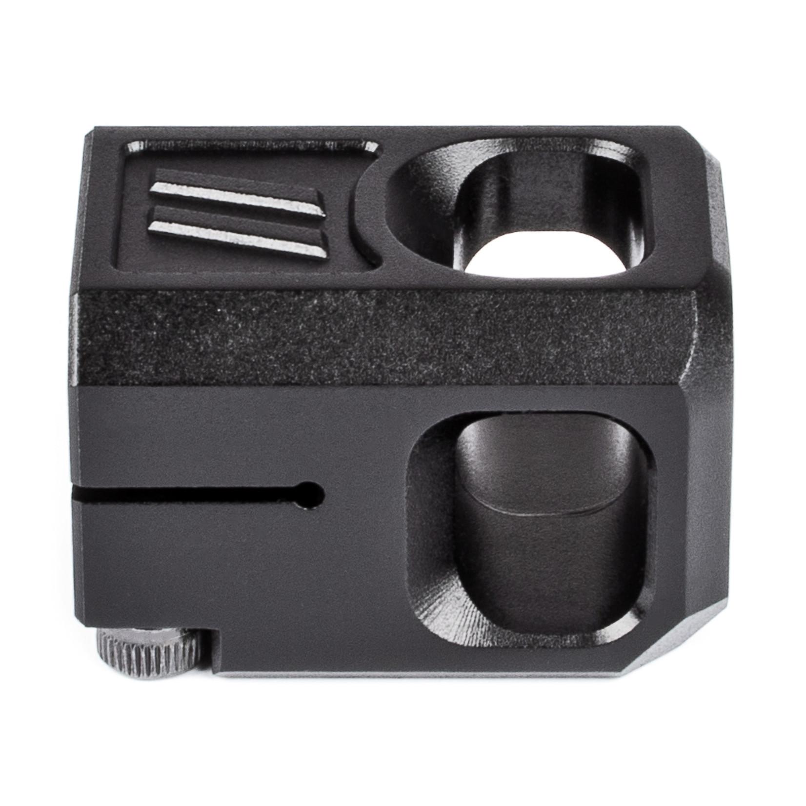 Zev Technologies ZEV Technologies, Pro Comp V2, Compensator, 9 MM, Black, Muzzle Brake/Comp, 1/2X28