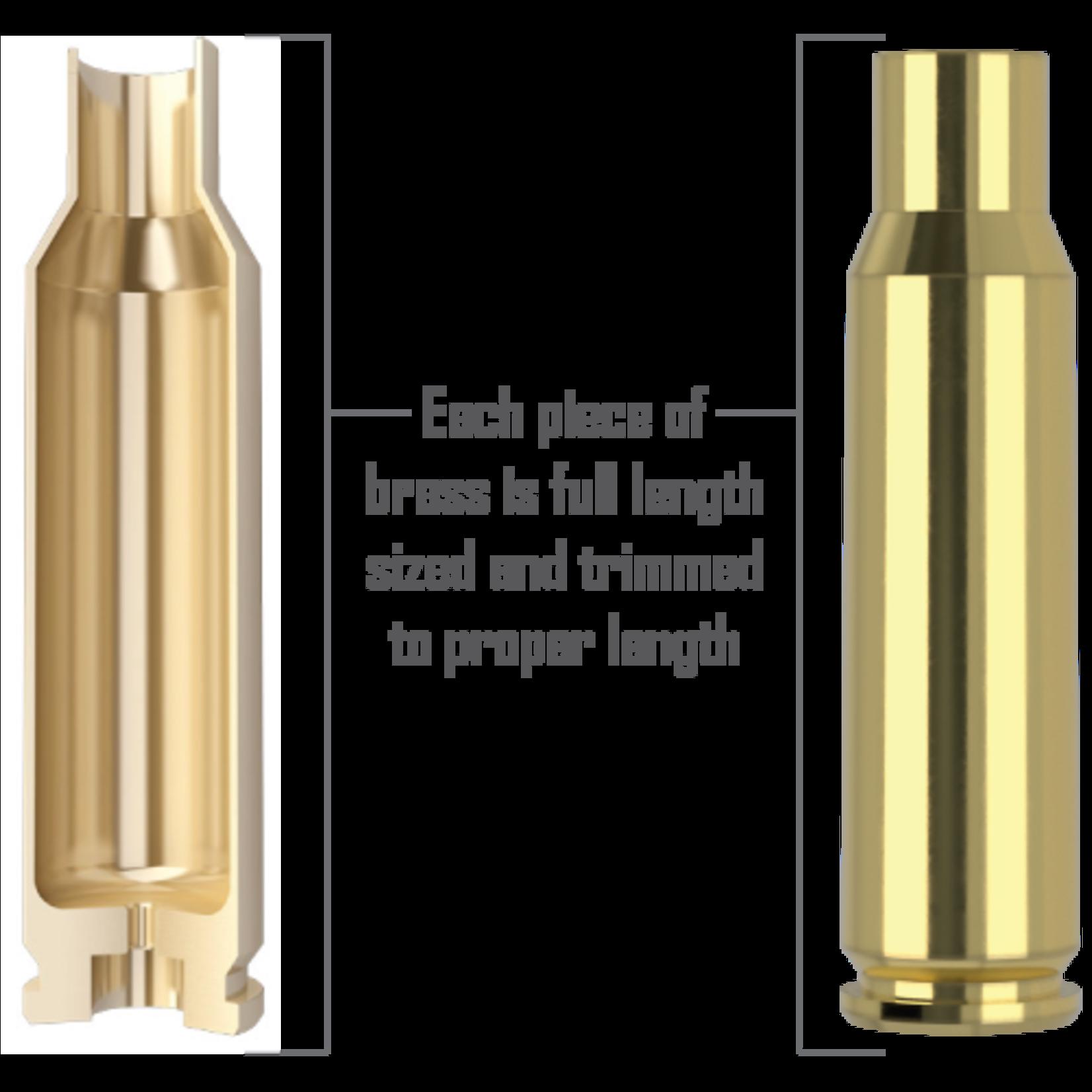 Nosler Nosler 308 Win Premium Brass (50ct)
