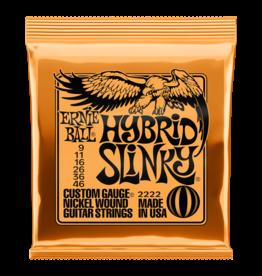 Ernie Ball Ernie Ball 2222 Hybrid Slinky Nickel Wound Electric Guitar Strings - 9-46 Gauge