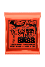 Ernie Ball Ernie Ball 2838 Slinky Long Scale 6-String Nickel Wound Electric Bass Strings - 32-130 Gauge