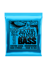 Ernie Ball Ernie Ball 2835 Extra Slinky Nickel Wound Electric Bass Strings - 40-95 Gauge