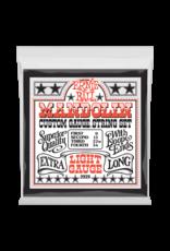 Ernie Ball Ernie Ball 2323 Light Loop End Stainless Steel Mandolin Guitar Strings - 9-34 Gauge