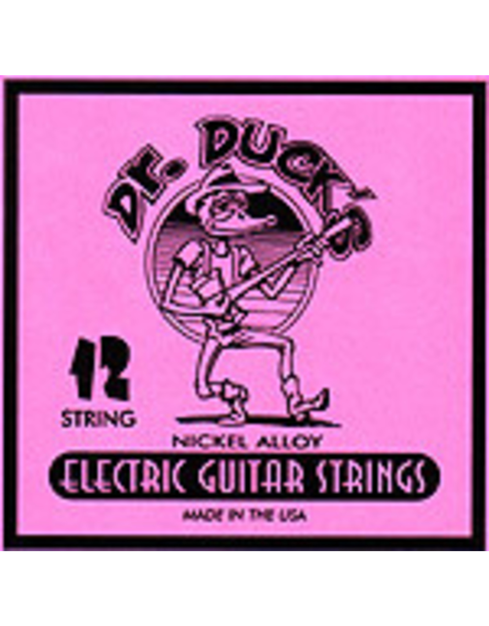 Dr. Duck's Dr. Duck's 12 String Electric Guitar Strings