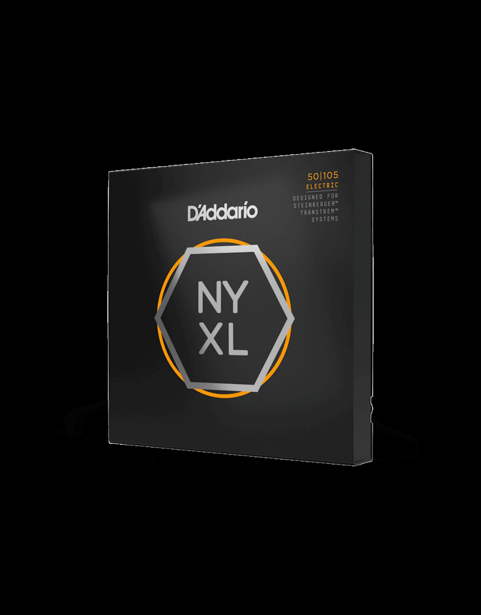D'Addario D'Addario NYXL50105 Bass Strings Set Long Scale, Medium, 50-105
