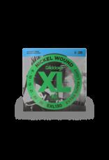 D'Addario D'Addario EXL130 Nickel Wound Extra Super Light Electric Guitar Strings 8-38