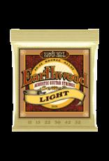 Ernie Ball Ernie Ball 2004 Earthwood Light 80/20 Bronze Acoustic Guitar Strings - 11-52 Gauge