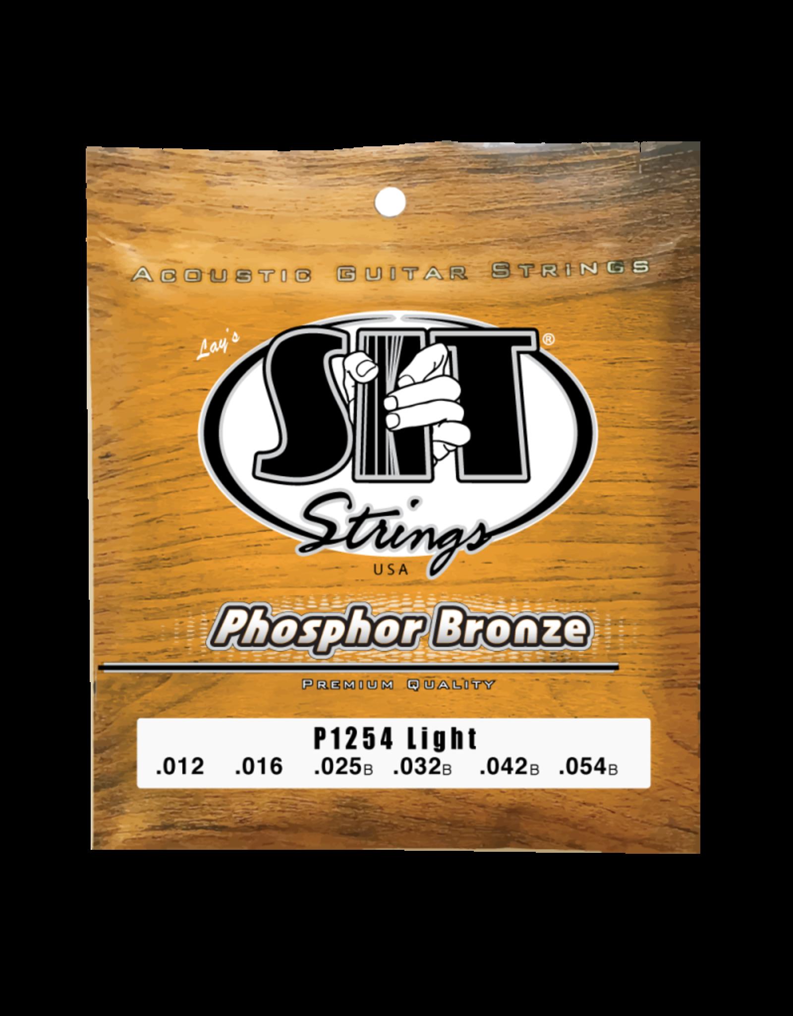 SIT Strings SIT P1254 Phosphor Bronze Light Acoustic Strings