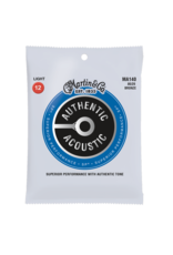 C. F. Martin & Co. Martin MA140 Authentic Acoustic SP 80/20 Bronze Light Guitar Strings. 12-54