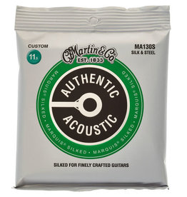 Martin & Co Martin MA130S Marquis Silk & Steel Custom Authentic Acoustic Guitar Strings