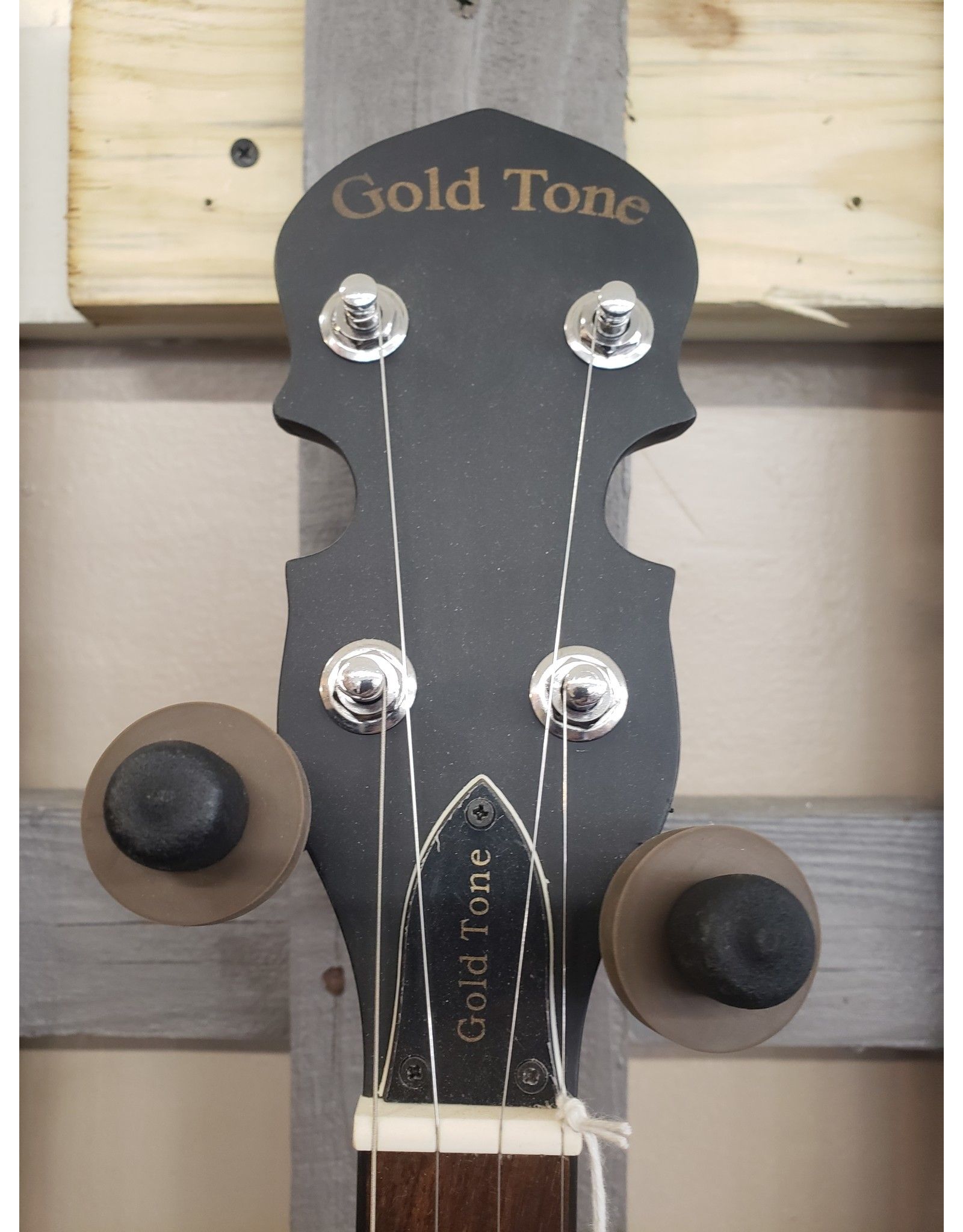 Gold Tone Gold Tone CC-50RP Cripple Creek Resonator Banjo w/Gig Bag