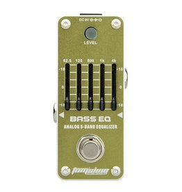 Tom'sline Tomsline Bass EQ Mini Effects Pedal