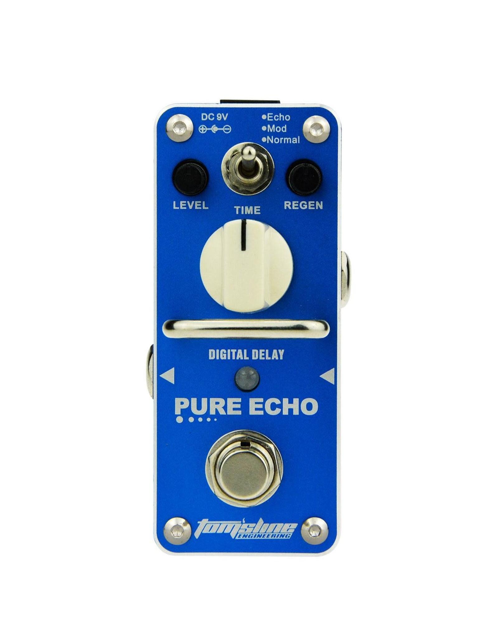 Tom'sline Tomsline Pure Echo Mini Effects Pedal