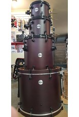 ddrum ddrum Reflex RSL Wine Red Satin Drum Kit