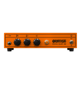 Orange Orange Pedal Baby 100 Class A/B Solid State Power Amplifier