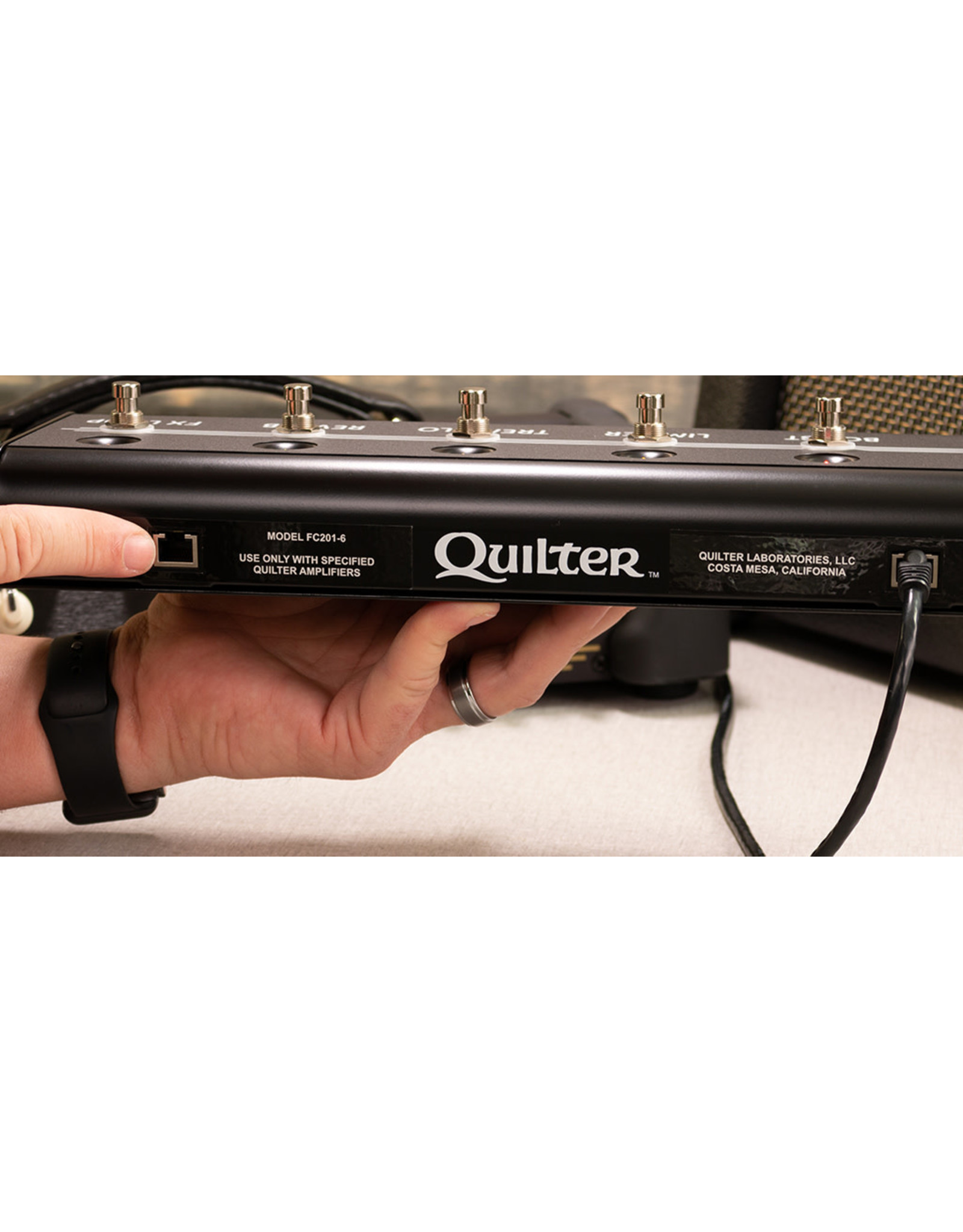 Quilter Quilter 6-Position Foot Controller