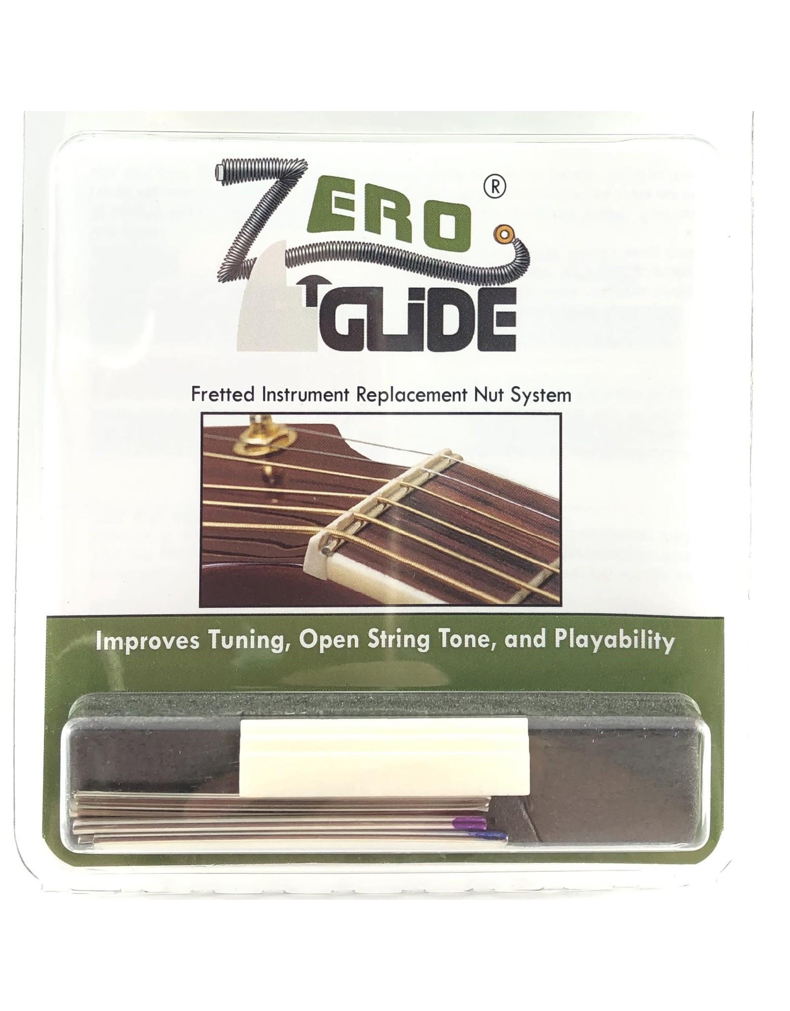 Zero Glide Zero Glide ZB-9 Replacement Unslotted Nut System For Banjo/Mandolin