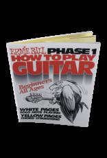 Ernie Ball Ernie Ball How to Play Guitar Phase 1