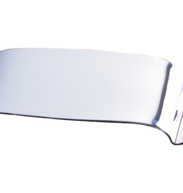 Generic Replacement J Bass Chrome Pickup Cover