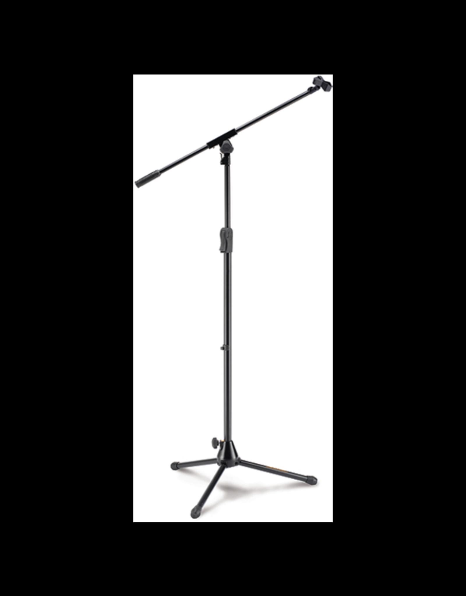 Hercules Hercules MS532B EZ Clutch Tripod Microphone Stand w/2 in 1 Boom
