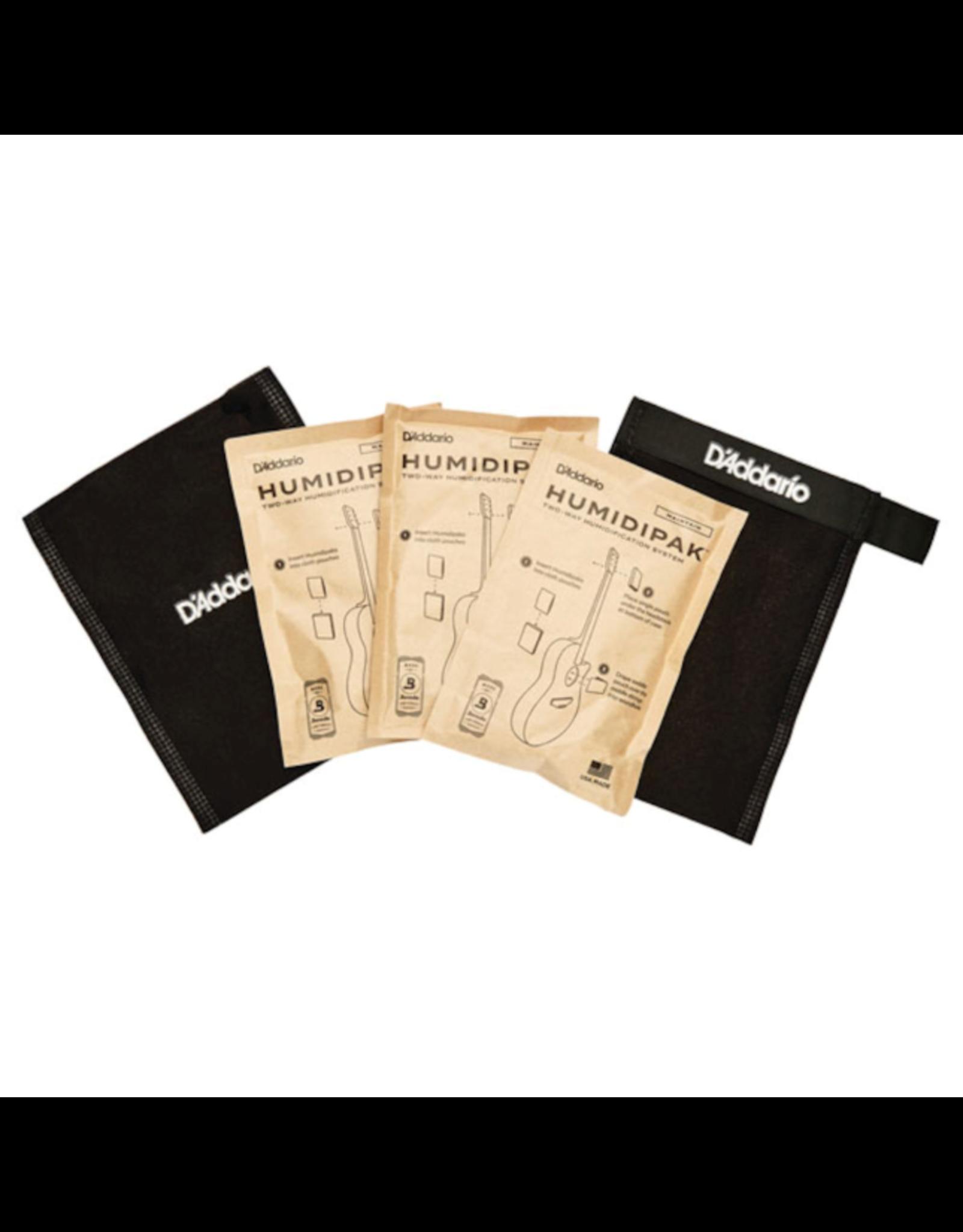 D'Addario D'Addario Humidipak Two-Way Humidification System Maintain