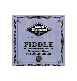 Black Diamond Black Diamond Silver-Plated Fiddle Strings