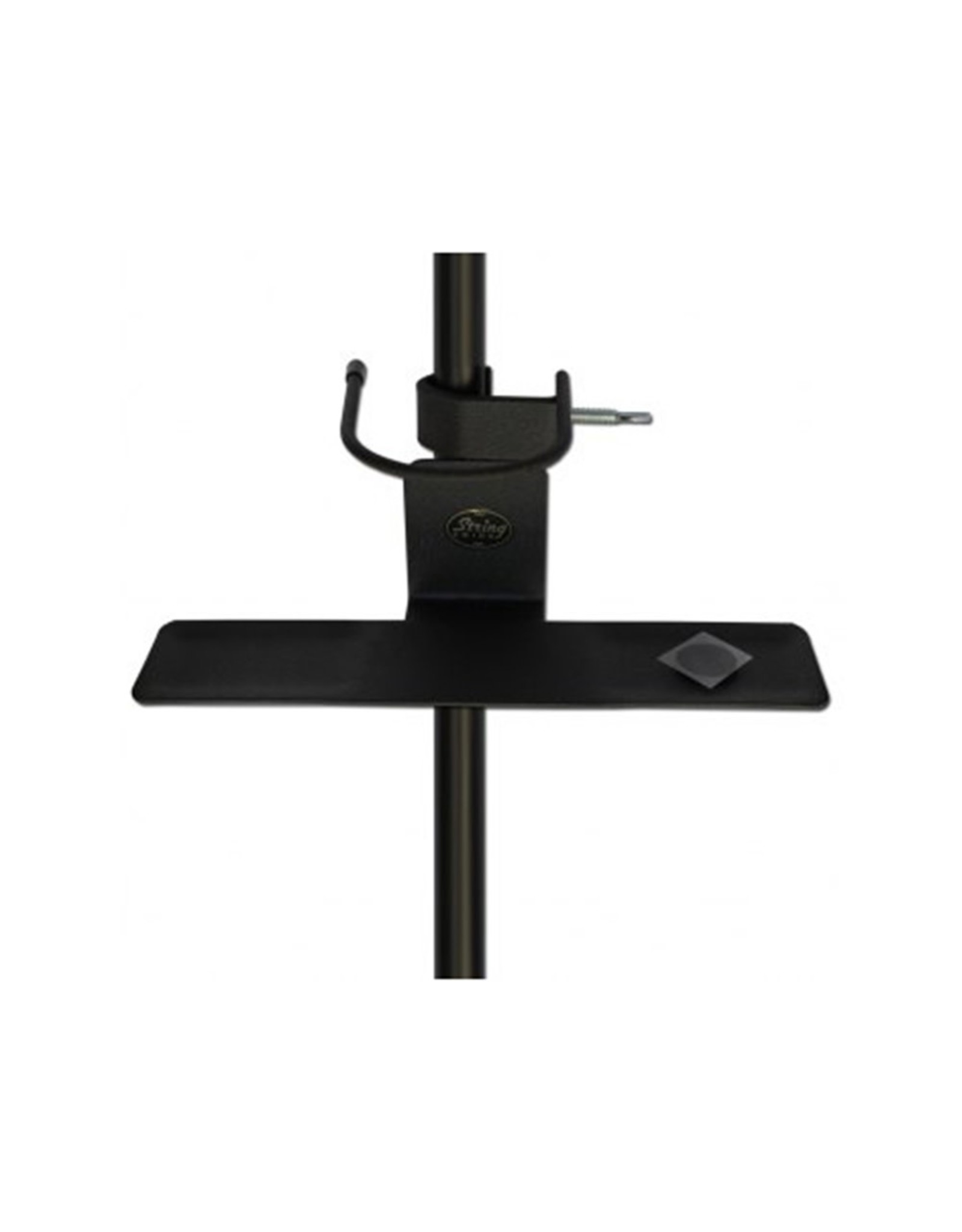 String Swing Mic/Music Stand Drink & Double Tuner Tray