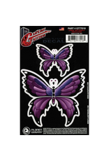 Planet Waves Guitar Tattoos Tribal Butterfly