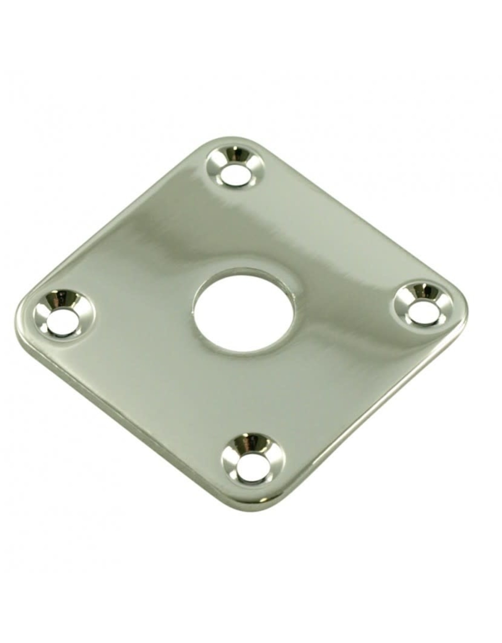 WDMusic WD® Square Jack Plate for Gibson® Les Paul®