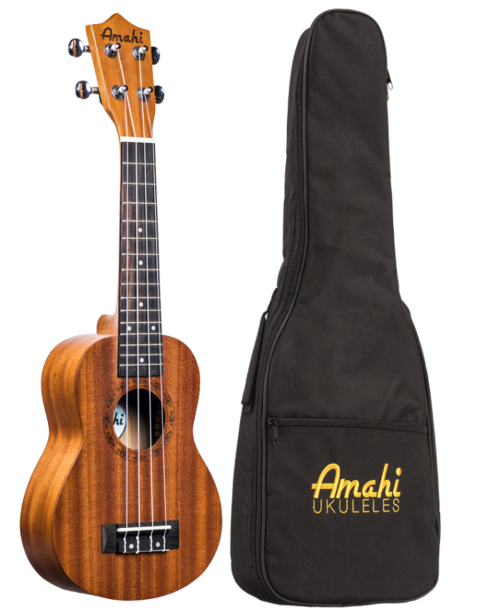 Amahi Amahi Select Soprano Ukulele UK210S