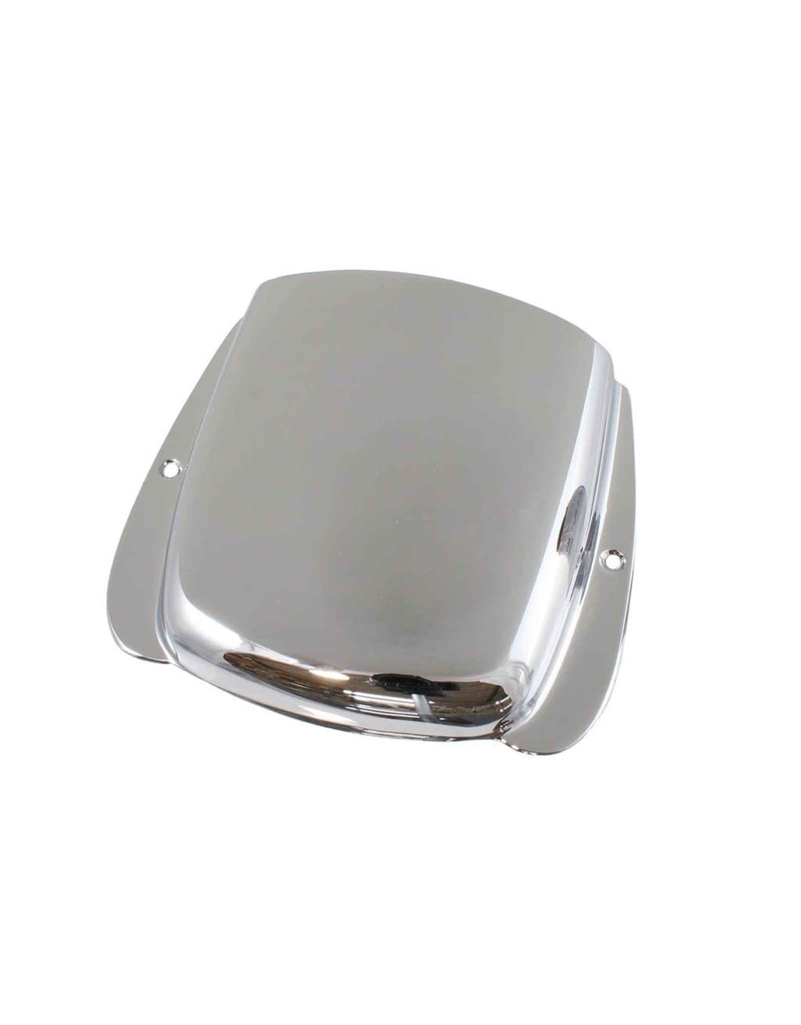 All Parts Chrome Bridge Cover for Jazz Bass®