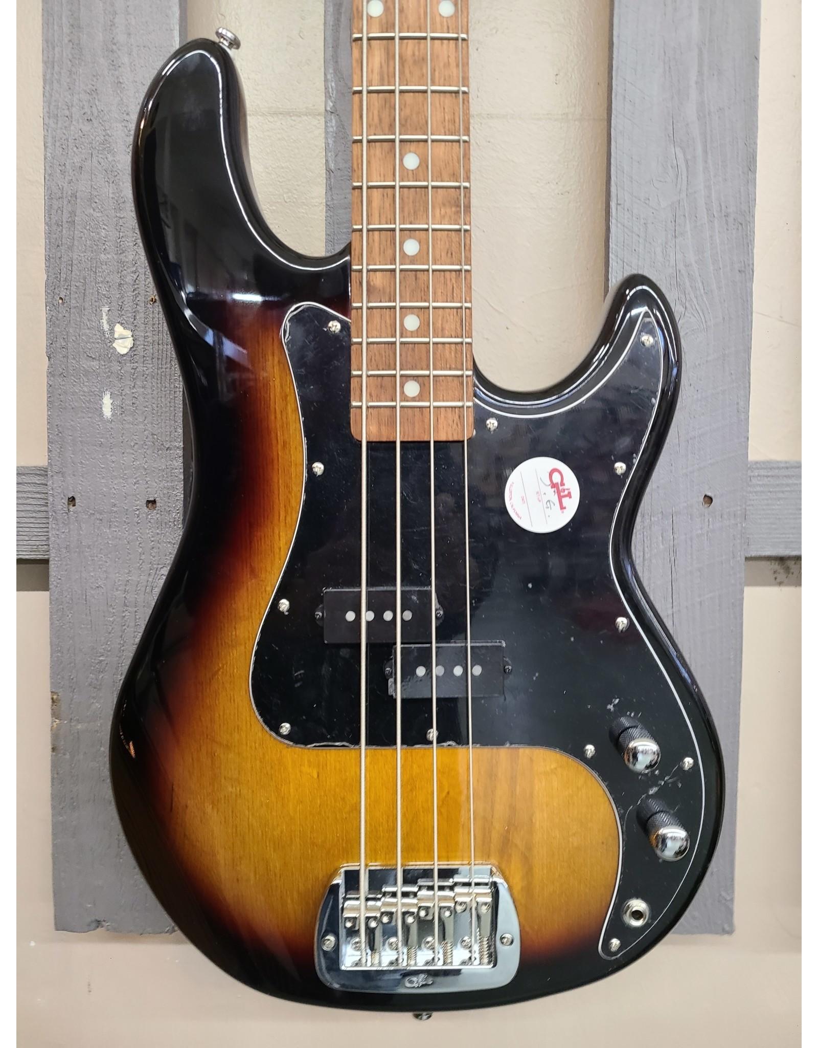 G&L G&L Tribute LB100 3 Tone Sunburst