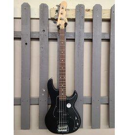 G&L G&L Tribute SB2 Black Satin Bass Guitar