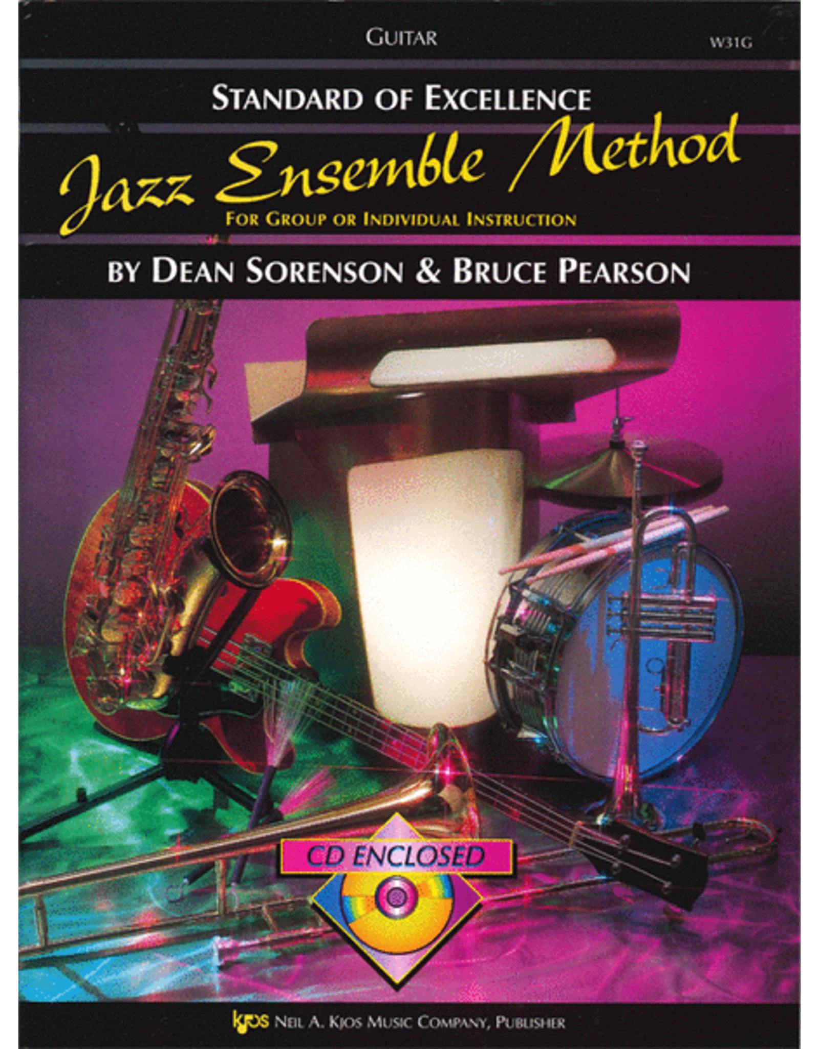 Standard of Excellence Standard of Excellence Jazz Ensemble Method Guitar