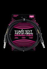 Ernie Ball Ernie Ball 6072 Straight/Straight Speaker Cable 6 ft Black