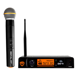 Nady Sysytems Nady DW-11 HT Digital Wireless Handheld Microphone Transmitter