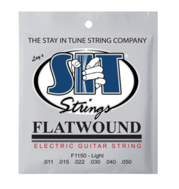 SIT Strings SIT F1150 Flatwound Light Electric Guitar Strings