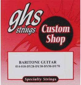 GHS GHS Custom Shop Baritone Specialty Strings