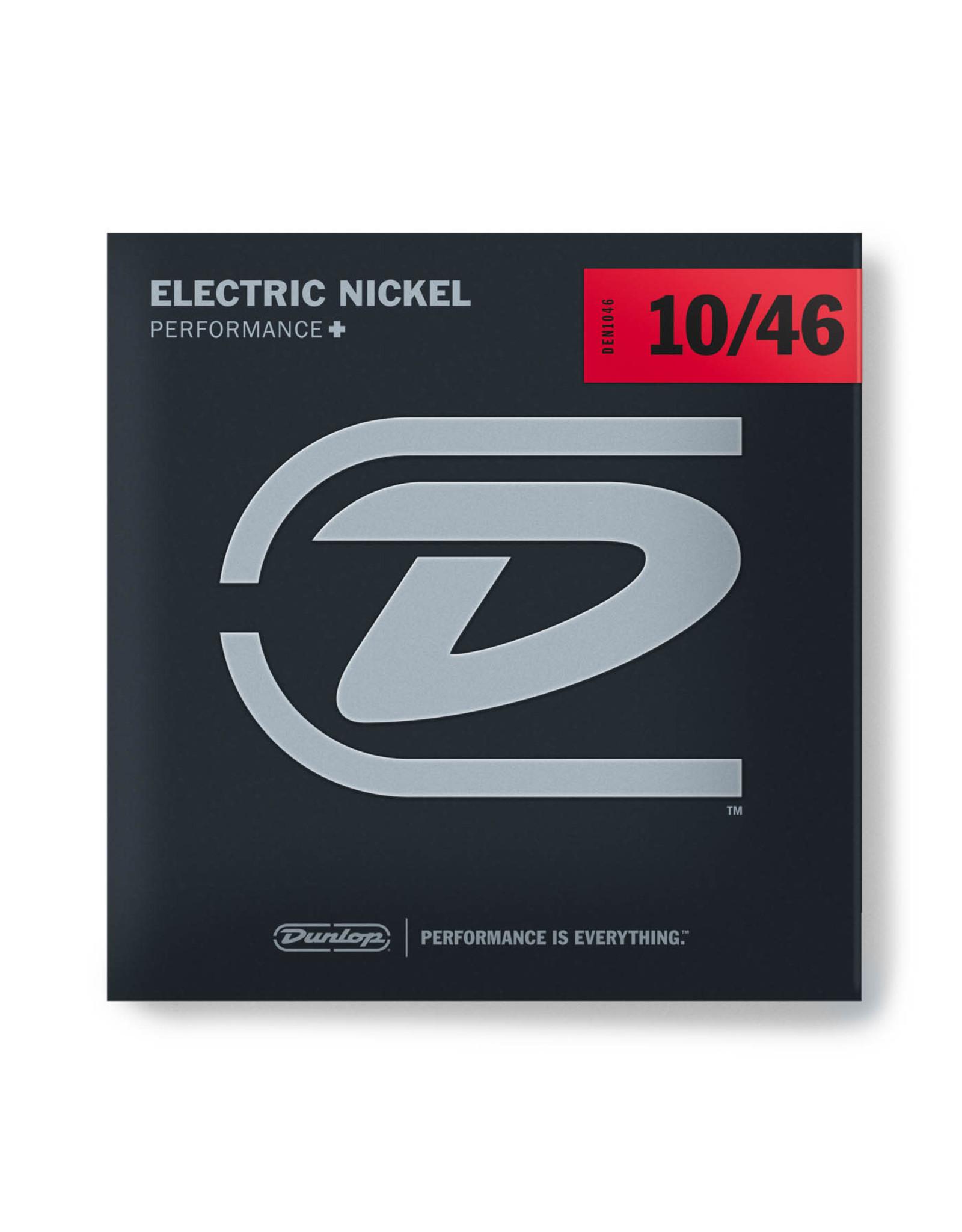 Dunlop Dunlop Performance+ Electric Nickel 10/46