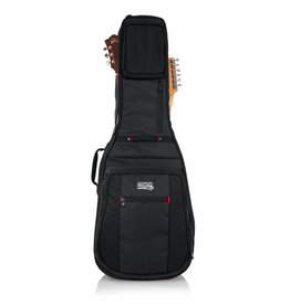 Gator Gator PRO-GO Guitar Series Acoustic/Electric Combo Gig Bag G-PG-ACOUELECT