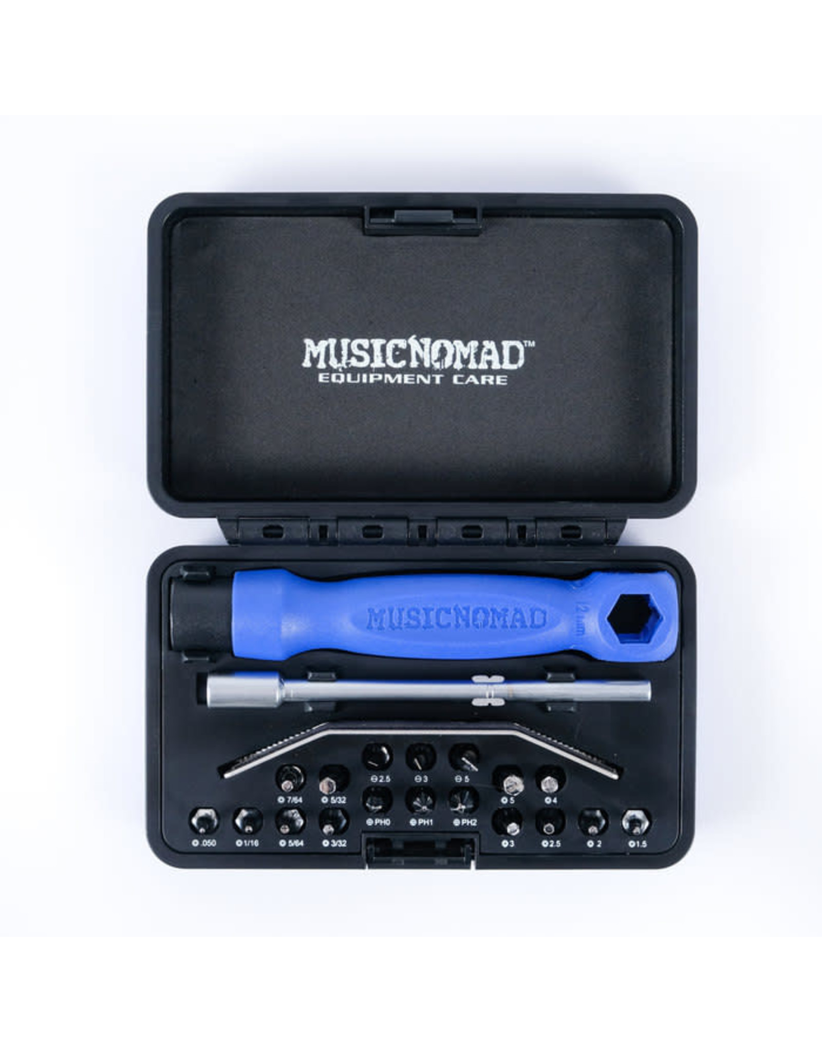 Music Nomad Music Nomad Premium Guitar Tech Screwdriver and Wrench Set