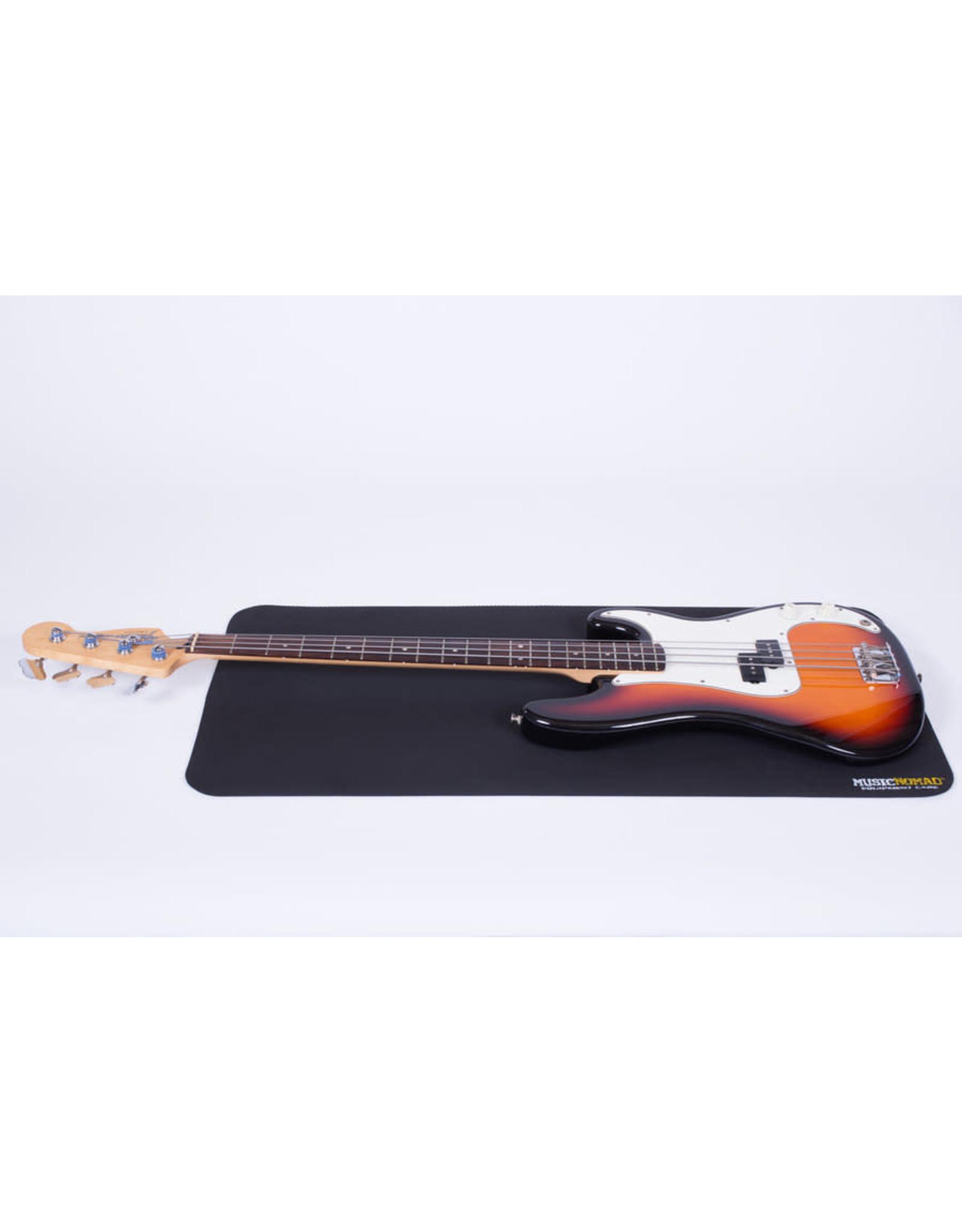"""Music Nomad Music Nomad Premium Instrument Work Mat 36"""" x 17"""