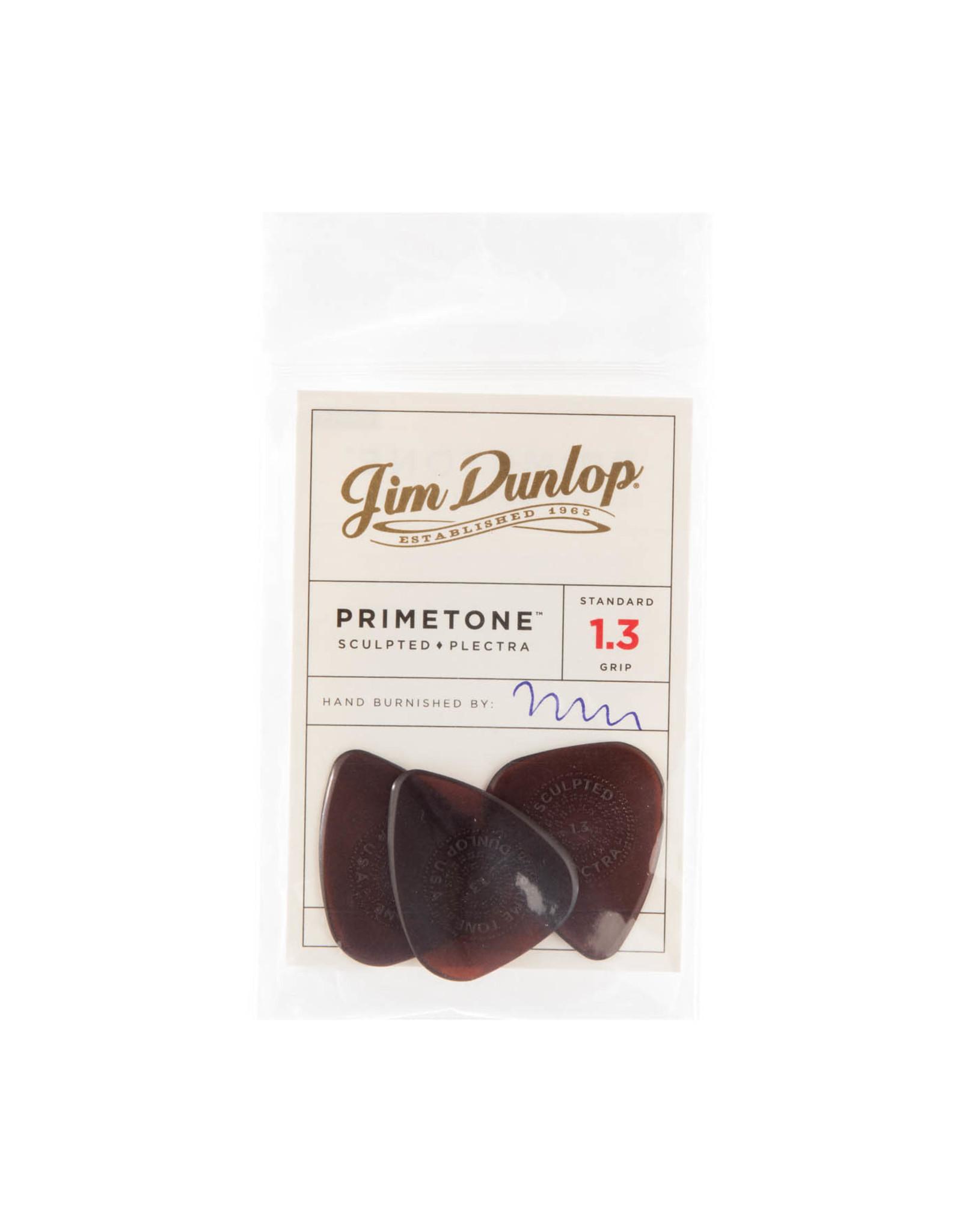 Jim Dunlop Jim Dunlop PRIMETONE® Standard 1.3 Guitar Pick 3 Pack