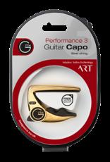 G7TH - The Capo Company G7th Performance 3 ART Capo Gold