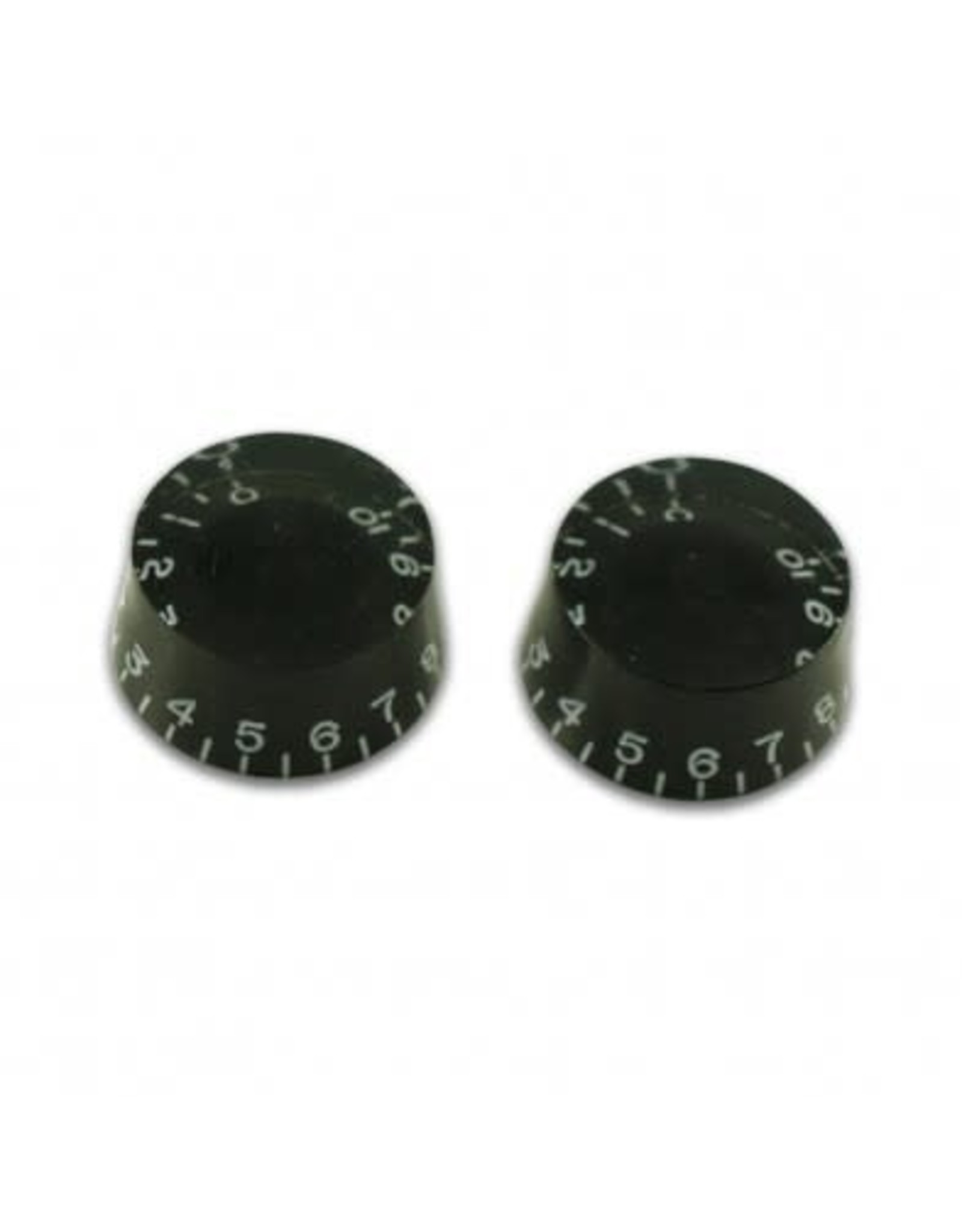 WD Music Products WD® Speed Knob Set Of 2 Metric Black