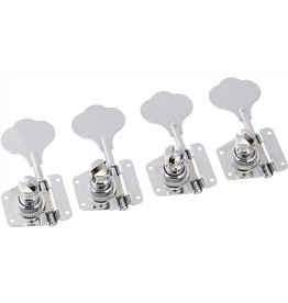 Ping Ping Open F Style Precision Tuning Machines Chrome