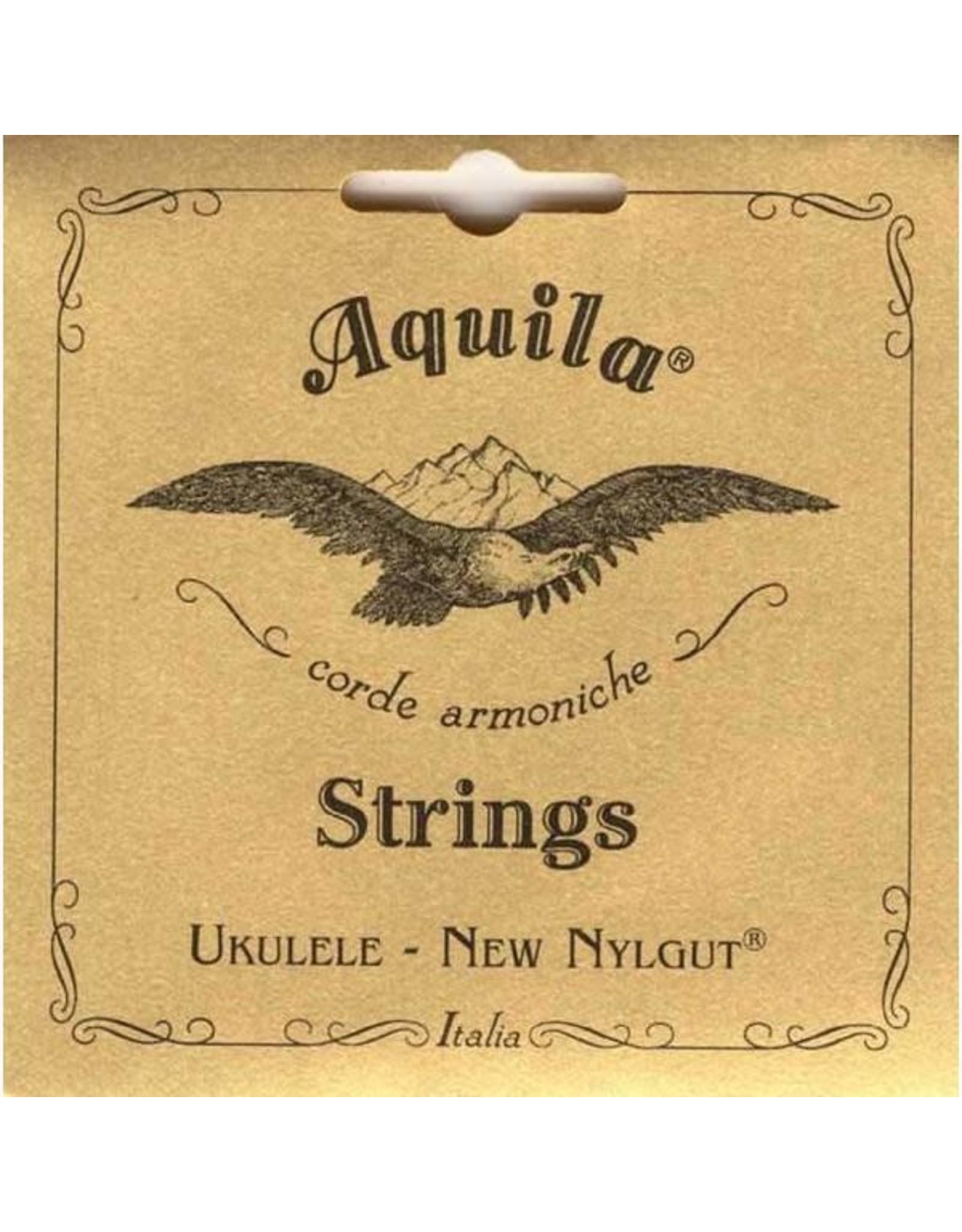 Aquila Aquila USA 4U High G Soprano Ukulele String Set - All Nylgut